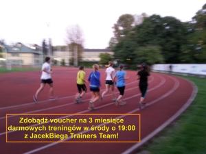 voucher na treningi y JB TT